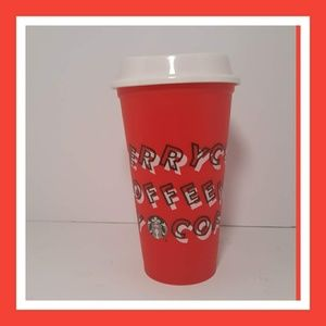 Starbucks Holiday Hot Cup